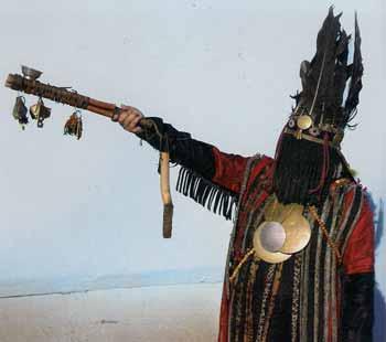 знакомый шаман о конце света