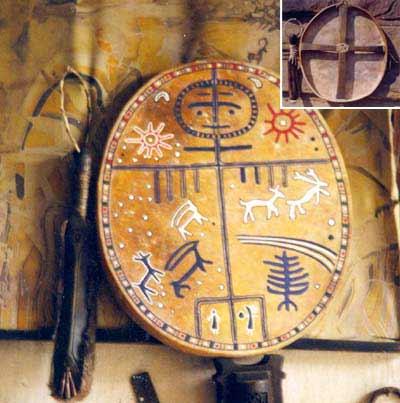 Про шаманов и мои иллюзии. Шаманский бубен